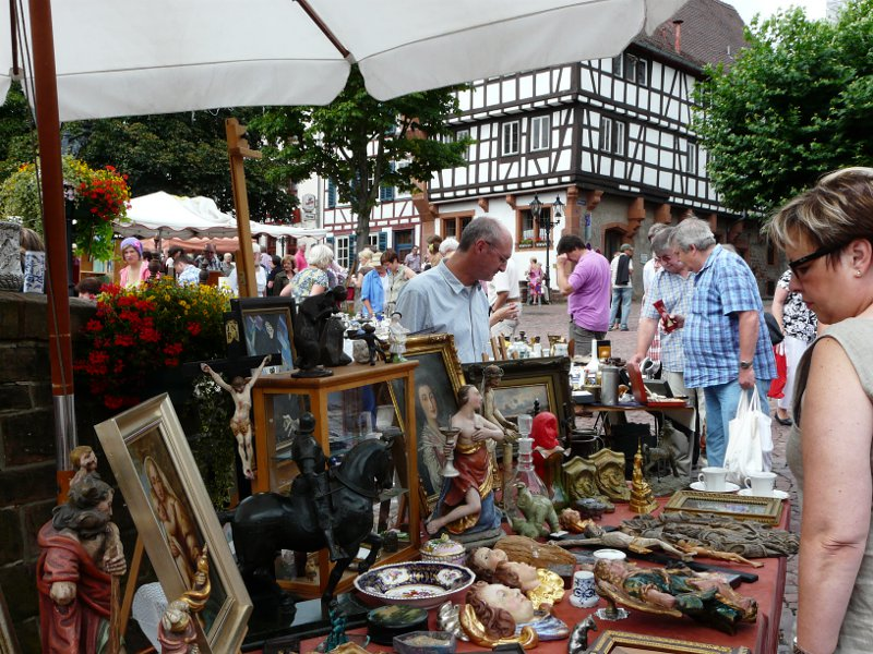 Der 7. Antikmarkt